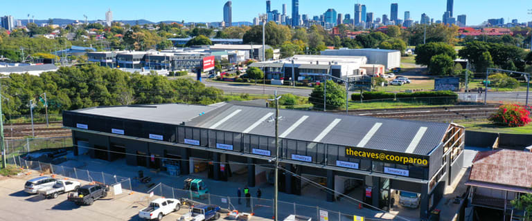 Offices commercial property for sale at 44 Milsom  Street Coorparoo QLD 4151