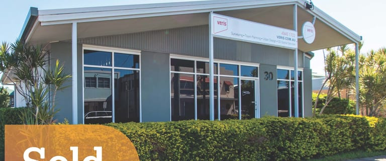 Offices commercial property sold at 30 Chapman Street Proserpine QLD 4800