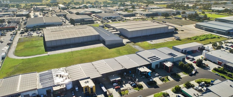 Factory, Warehouse & Industrial commercial property for sale at 35 Marni Street Dandenong South VIC 3175