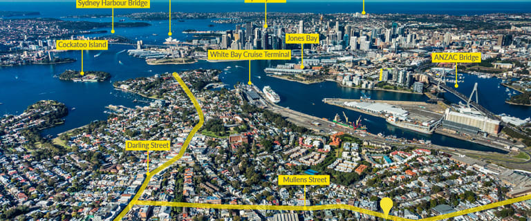 Hotel, Motel, Pub & Leisure commercial property for sale at 75 Mullens Street Balmain NSW 2041