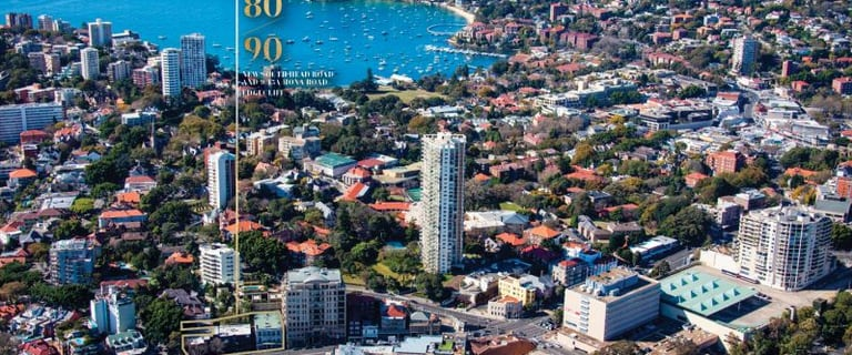 Development / Land commercial property for sale at 80-90 New South Head Road Edgecliff NSW 2027