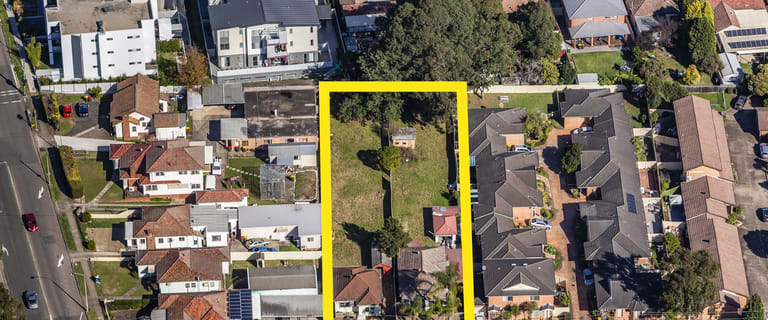 Development / Land commercial property for sale at 2 & 4 Gilba Road Pendle Hill NSW 2145