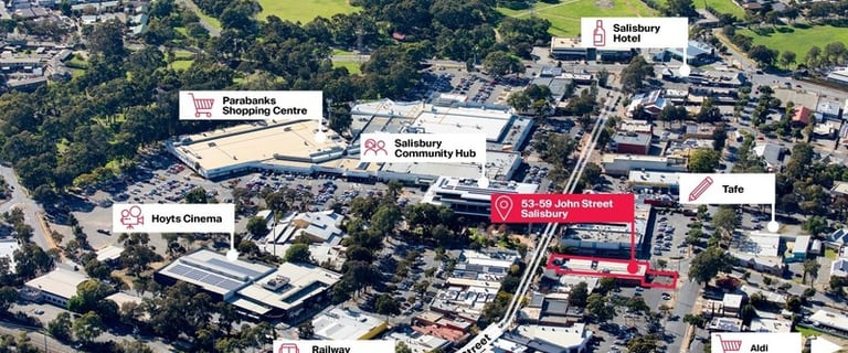 Development / Land commercial property for sale at 53-59 John Street Salisbury SA 5108