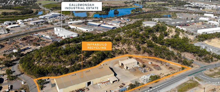 Factory, Warehouse & Industrial commercial property for sale at 2 Bensted Road Callemondah QLD 4680