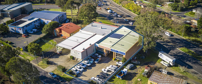 Factory, Warehouse & Industrial commercial property for sale at 16 Ironbark Avenue Camden NSW 2570