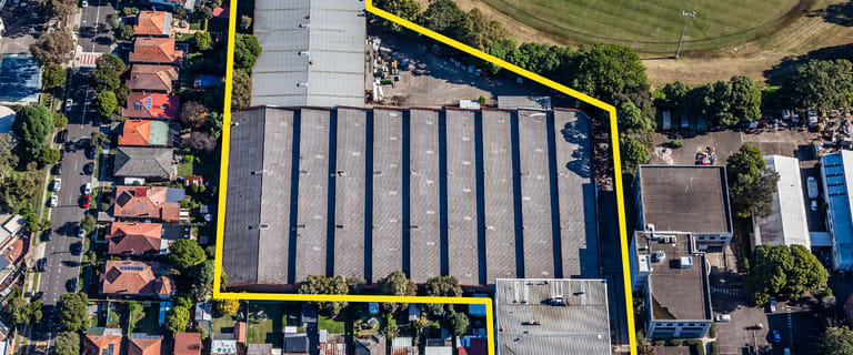 Development / Land commercial property for sale at 165 Milton Street Ashbury NSW 2193