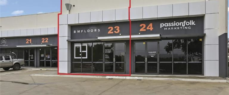 Offices commercial property for sale at Unit 23, 5 Bridge Street Newtown VIC 3220