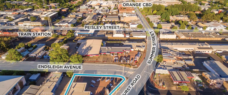 Shop & Retail commercial property for sale at 2-6 Bathurst Road Orange NSW 2800