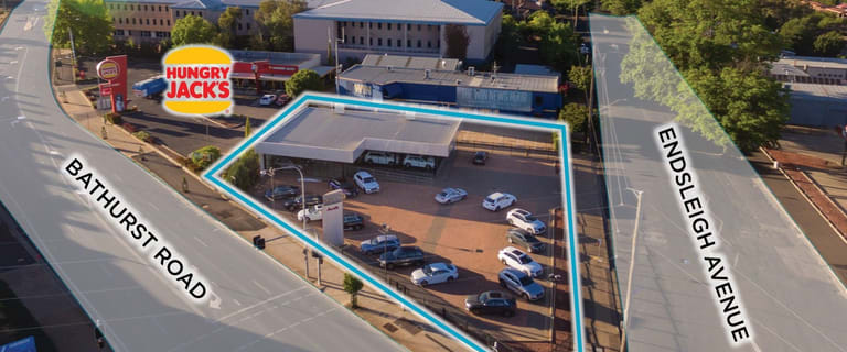 Medical / Consulting commercial property for sale at 2-6 Bathurst Road Orange NSW 2800