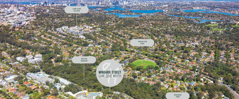 Development / Land commercial property for sale at 8-14 Mindarie Street Lane Cove North NSW 2066