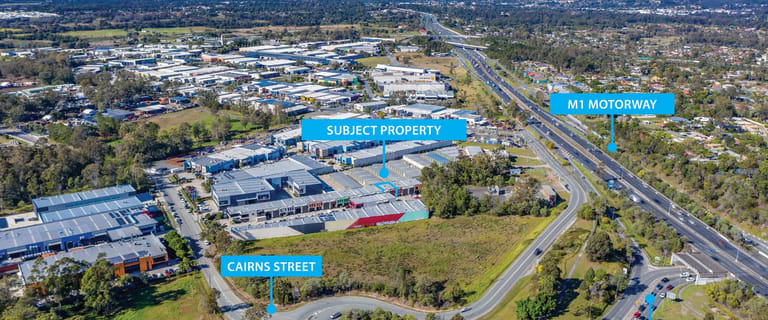 Factory, Warehouse & Industrial commercial property for sale at 7/5 Cairns Street Loganholme QLD 4129