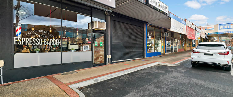 Shop & Retail commercial property for sale at 4 Mitchell Street Doncaster East VIC 3109