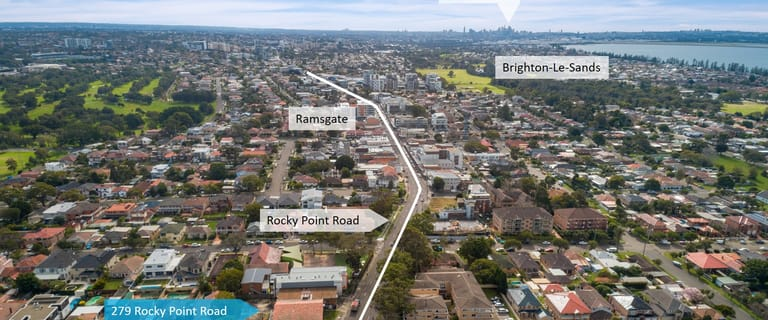 Development / Land commercial property for sale at 279 Rocky Point Road Sans Souci NSW 2219