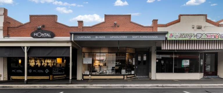 Shop & Retail commercial property for sale at 8 Hamilton Street Mont Albert VIC 3127