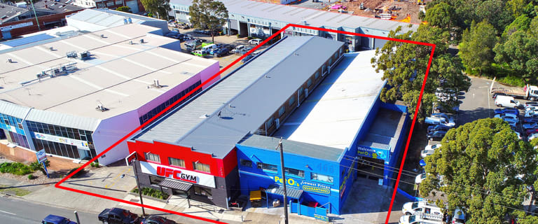 Showrooms / Bulky Goods commercial property for sale at 466 West Botany Street Rockdale NSW 2216