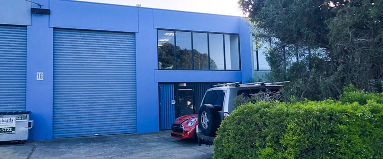 Factory, Warehouse & Industrial commercial property for sale at 16B Peninsula Boulevard Seaford VIC 3198
