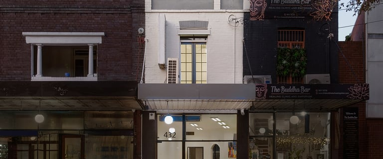 Shop & Retail commercial property sold at 432 King Street Newtown NSW 2042