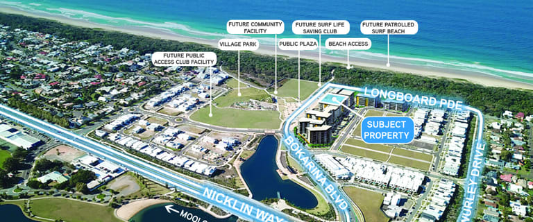 Development / Land commercial property for sale at Lot 904 Bokarina Beach Bokarina QLD 4575