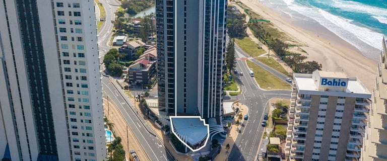 Shop & Retail commercial property for sale at Lot 1 & 2/3440 Surfers Paradise Boulevard Surfers Paradise QLD 4217