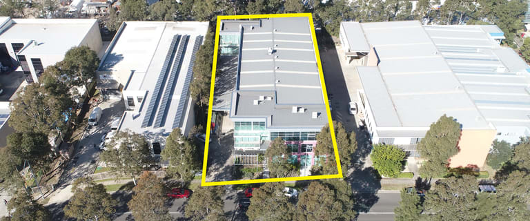 Factory, Warehouse & Industrial commercial property for sale at 348 Chisholm Road Auburn NSW 2144