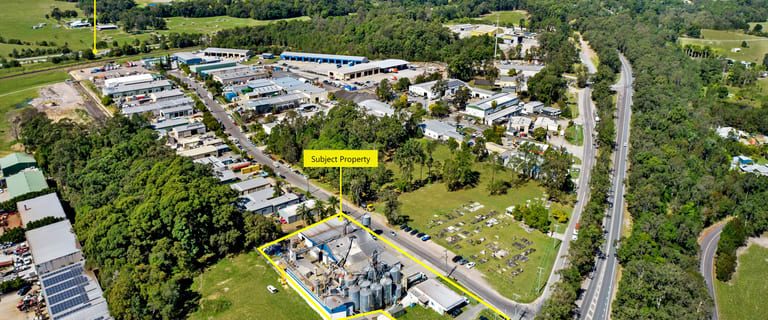 Factory, Warehouse & Industrial commercial property sold at 1 & 5 Central Park Drive Yandina QLD 4561