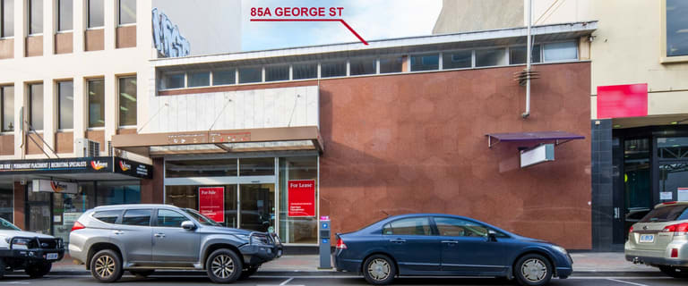 Shop & Retail commercial property for sale at 85A George Street Launceston TAS 7250