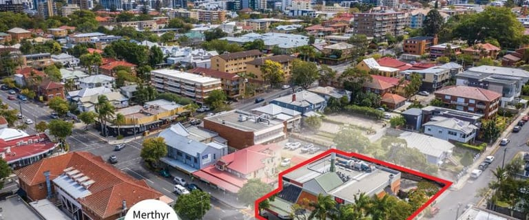 Offices commercial property for sale at 92 Merthyr Road New Farm QLD 4005