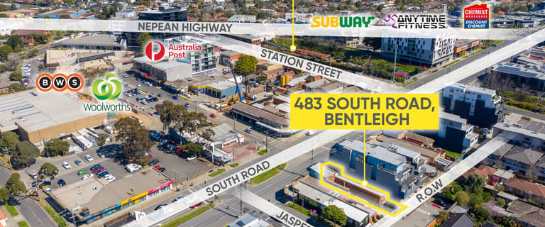 Offices commercial property for sale at 483 South Road Bentleigh VIC 3204