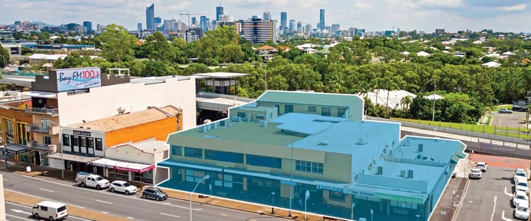 Offices commercial property for lease at 38 Old Cleveland Road Greenslopes QLD 4120