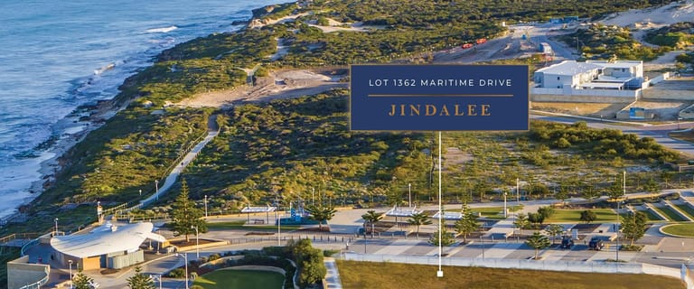 Development / Land commercial property for sale at Lot 1362 Maritime Drive Jindalee WA 6036