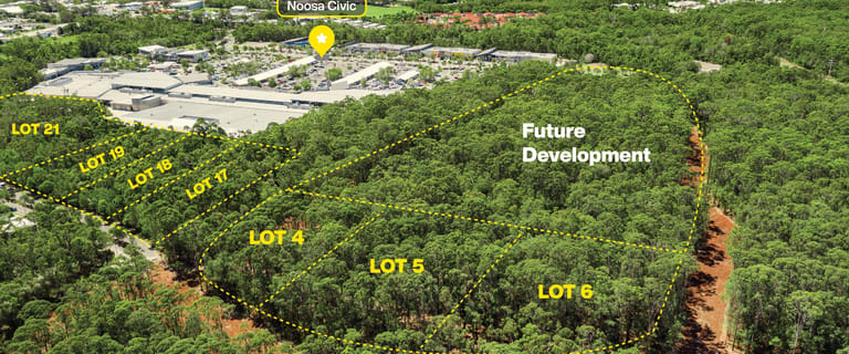 Development / Land commercial property for sale at Lot 4 Hofmann Drive Noosaville QLD 4566