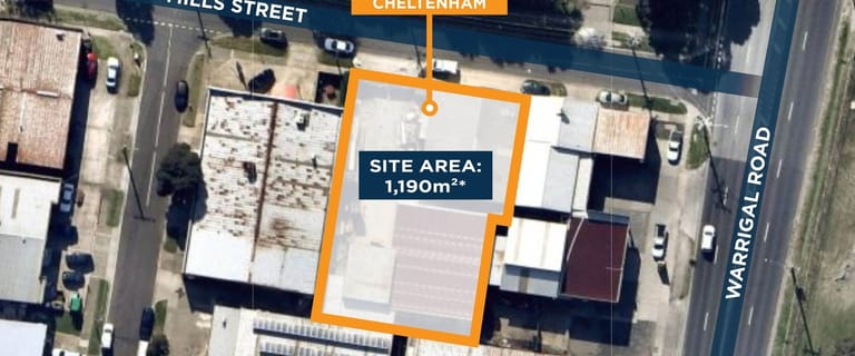 Factory, Warehouse & Industrial commercial property for sale at 30 Mills  Street Cheltenham VIC 3192