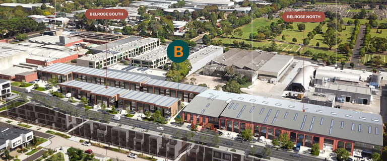Factory, Warehouse & Industrial commercial property for sale at 9 Ambrose Avenue Cheltenham VIC 3192