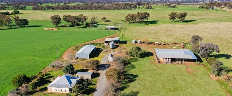 Rural / Farming commercial property for sale at 355 Granthams Road Carlyle VIC 3685