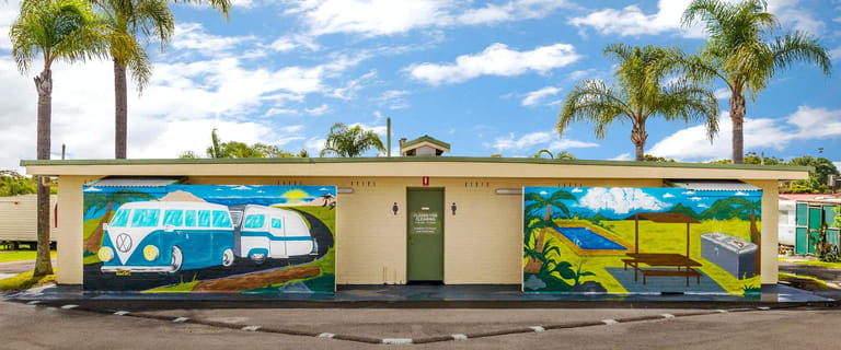 Hotel, Motel, Pub & Leisure commercial property for sale at Oasis Caravan Park/207-209 Wallarah Road Kanwal NSW 2259