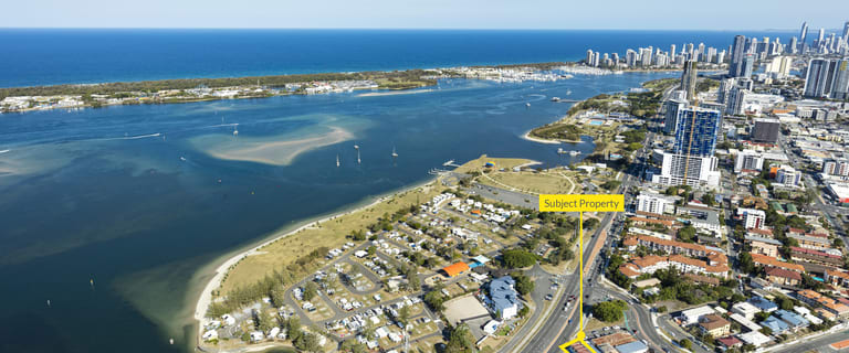 Shop & Retail commercial property sold at 164 Marine Parade Southport QLD 4215