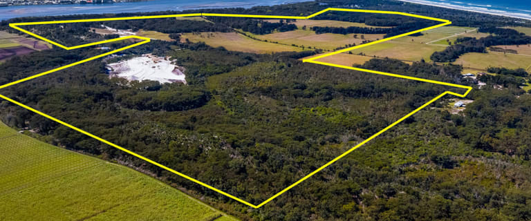 Development / Land commercial property for sale at 370 South Ballina Beach Road South Ballina NSW 2478