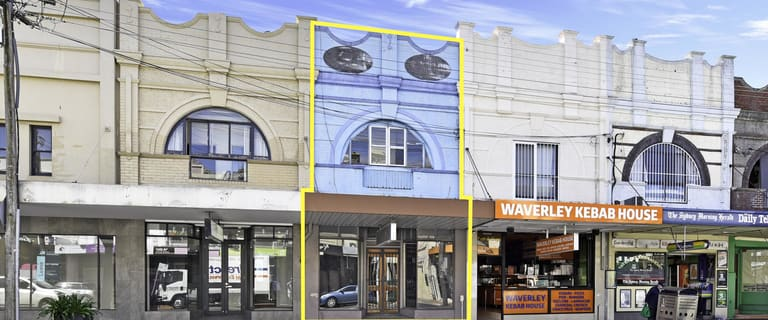 Shop & Retail commercial property for sale at 318 Bronte Road Waverley NSW 2024