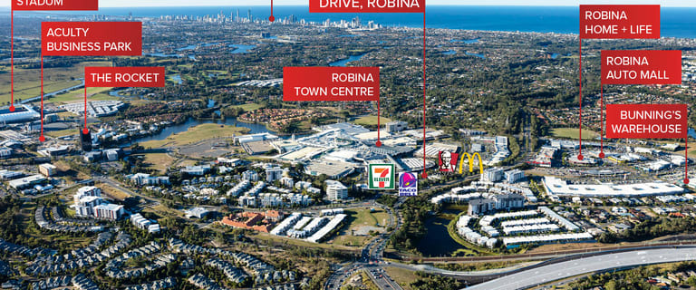 Shop & Retail commercial property for lease at 122-124 Robina Town Centre Drive Robina QLD 4226
