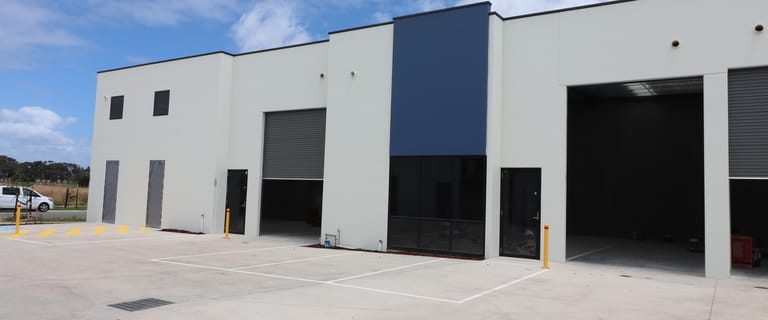 Factory, Warehouse & Industrial commercial property for sale at 42-44 Paramount Boulevard Cranbourne West VIC 3977