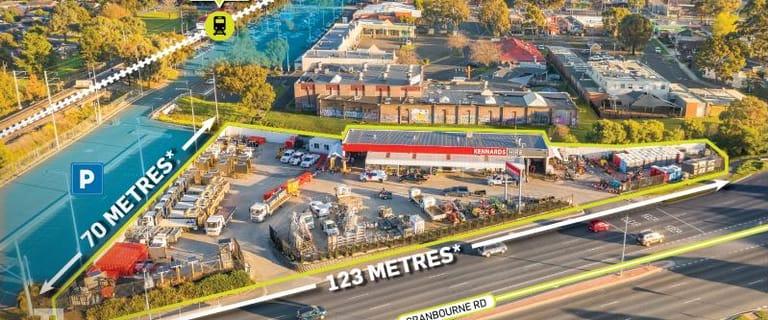 Development / Land commercial property for sale at 1 Cranbourne Road Narre Warren VIC 3805