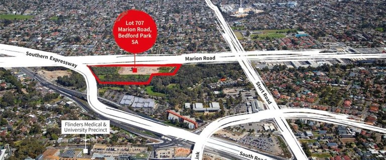 Development / Land commercial property for sale at Lot 707 Marion Road Bedford Park SA 5042