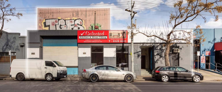 Development / Land commercial property for sale at 271-273 Macaulay Road North Melbourne VIC 3051