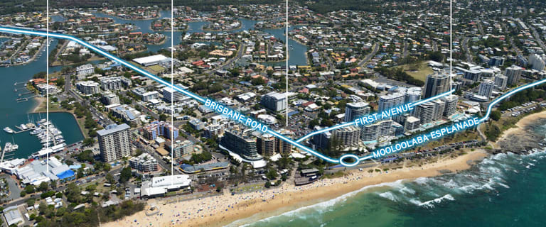 Shop & Retail commercial property for sale at Oceans Lot 109, 101-105 Mooloolaba Esplanade Mooloolaba QLD 4557