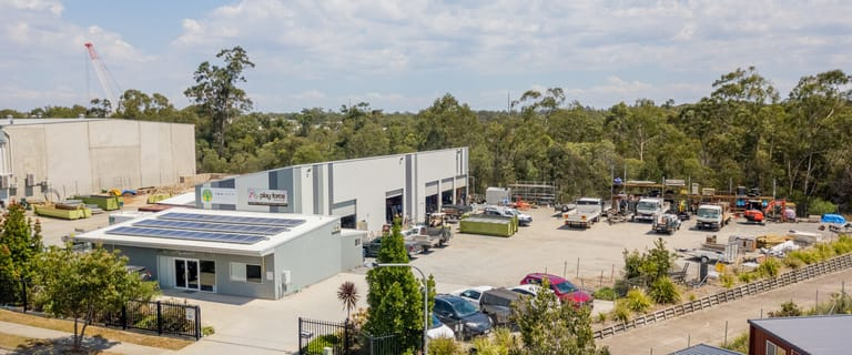 Factory, Warehouse & Industrial commercial property for sale at 34-36 Calcium Court Crestmead QLD 4132