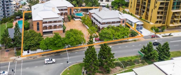 Offices commercial property for sale at 69 Shafston Avenue Kangaroo Point QLD 4169