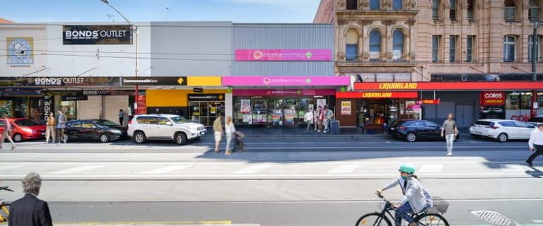 Shop & Retail commercial property for sale at 291 CHAPEL STREET Prahran VIC 3181