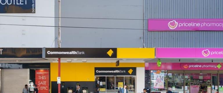 Shop & Retail commercial property for sale at 291 CHAPEL STREET Prahran VIC 3181