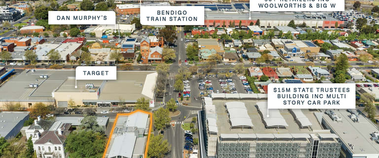 Offices commercial property for sale at 46-48 Edward Street (corner Queen and King Streets) Bendigo VIC 3550