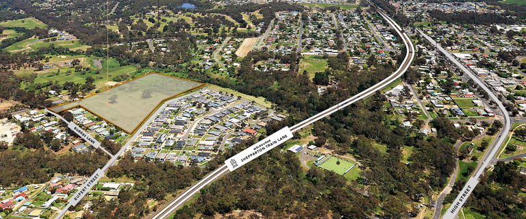 Development / Land commercial property for sale at 26-28 Burges Lane Broadford VIC 3658